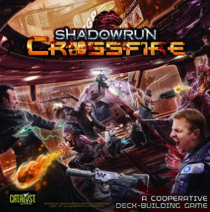 Shadowrun Crossfire le deck-building
