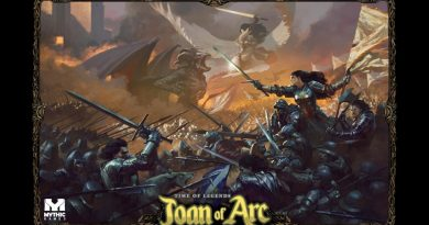 Time of Legends : Joan of Arc – Premières Rencontres