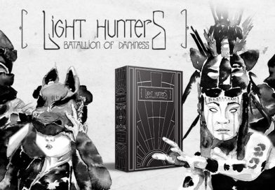 Light Hunter, du team deathmatch en noir et blanc