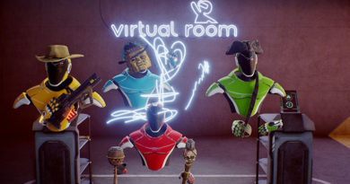 Virtual Room, l'excitation est réelle !