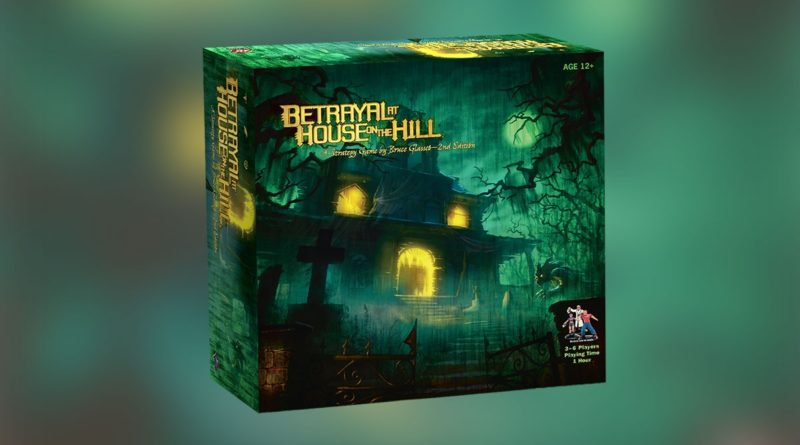 BETRAYAL at HOUSE on the HILL : la version française qu'on n'attendait plus