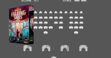 Space Invaders and Co. – Under Falling Skies (4/4)