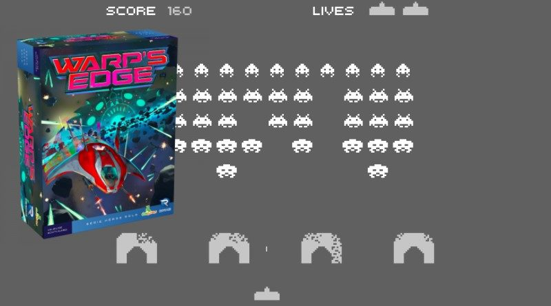 Space Invaders and Co. (2/4) – Warp's Edge